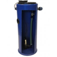 450Ltr Single Sewage Pump Station 6m head , Ideal for extensions, Kitchens, single w/c's and Annex's