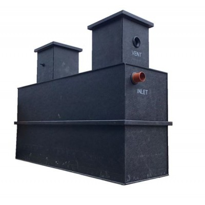 Shore Midi 50 person Sewage Treatment Plant